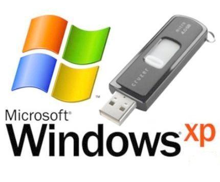 сделать загрузочную флешку windows xp