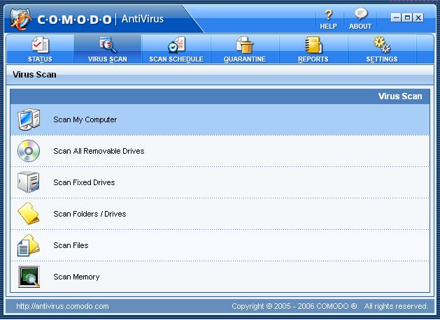 бесплатный антивирус для xp