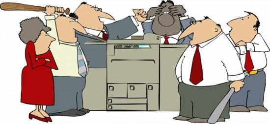 xp не видит принтер