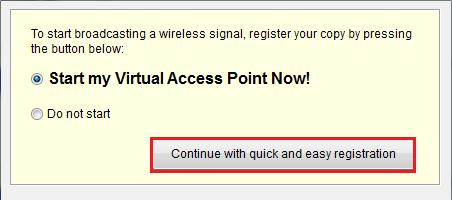 точка доступа на windows xp