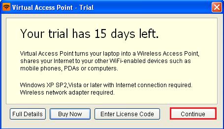 Virtual Access Point Windows Xp скачать - фото 8