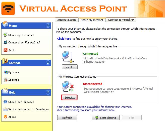 Virtual Access Point Windows Xp скачать - фото 2