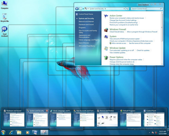 ос windows 7