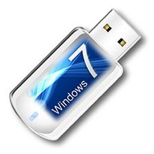 windows 7 записать windows 7 на флешку