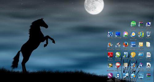 как создать панель инструментов в windows 7