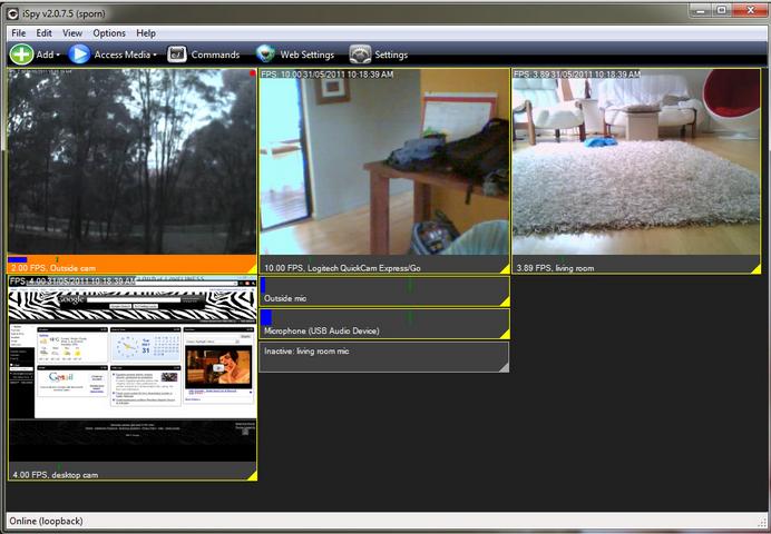 Программа для веб камеры для windows 7