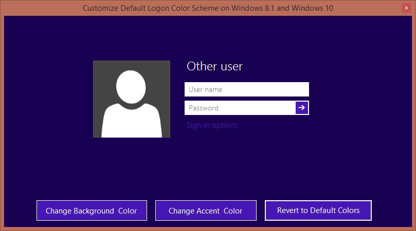 экран приветствия windows 8