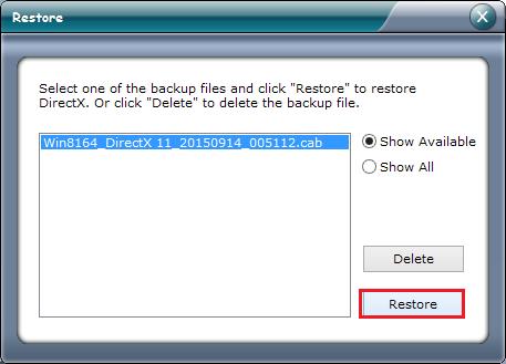обновить directx 11 для windows 8